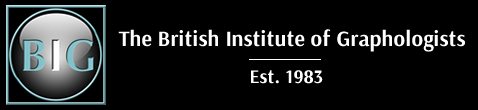 the British Institute of Graphologists